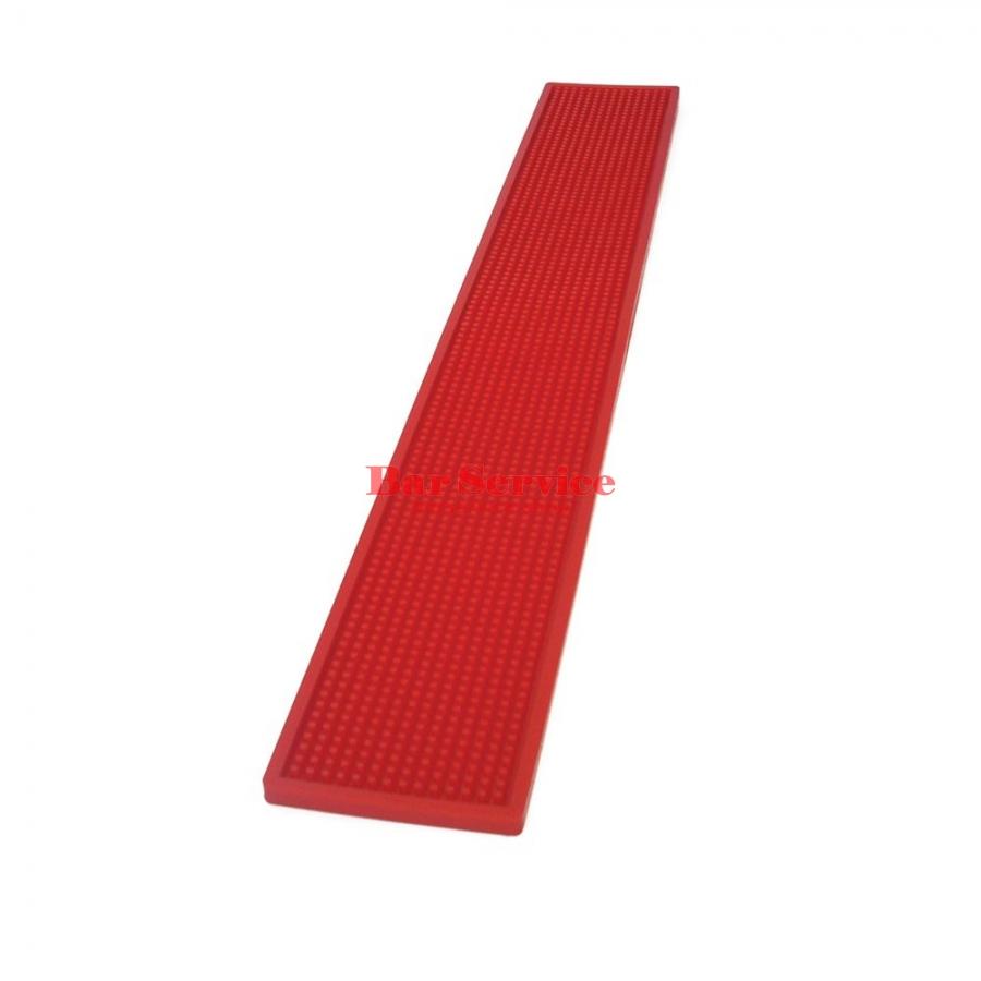 "Барный мат красный 700*100mm ""The Bars"" в Калуге"