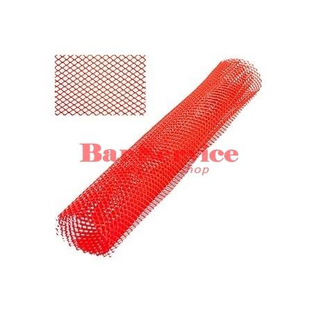 Сетка барная;  полиэтилен;  ,L=100,B=60см;  красный в Калуге