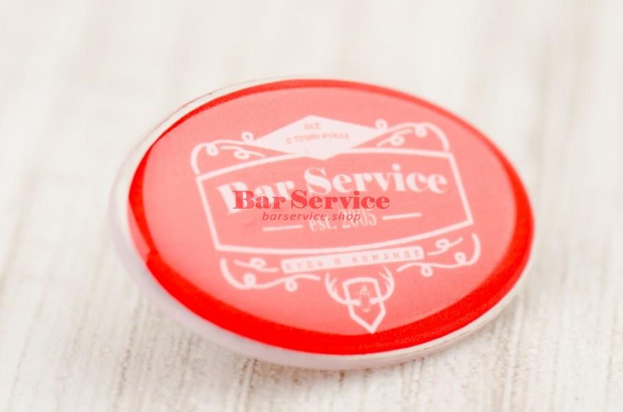 Значок Bar Service в Калуге
