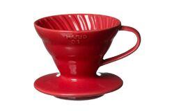 Hario VDC-02R. Воронка керамическая красная. 1-4 чашки в Калуге front