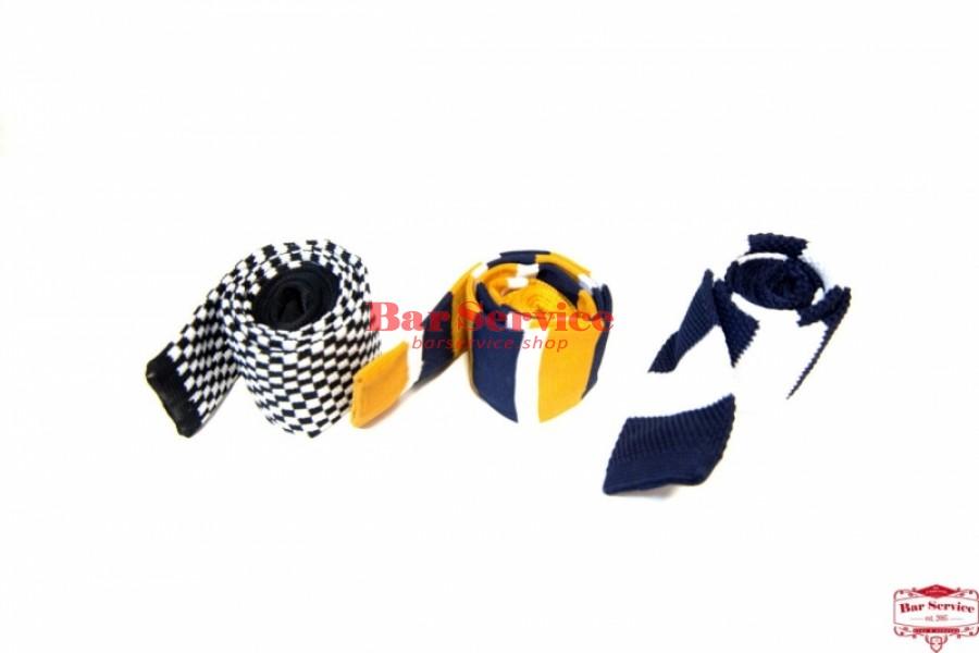 Галстук вязанный шерсть (цвет в ассортименте) в Калуге