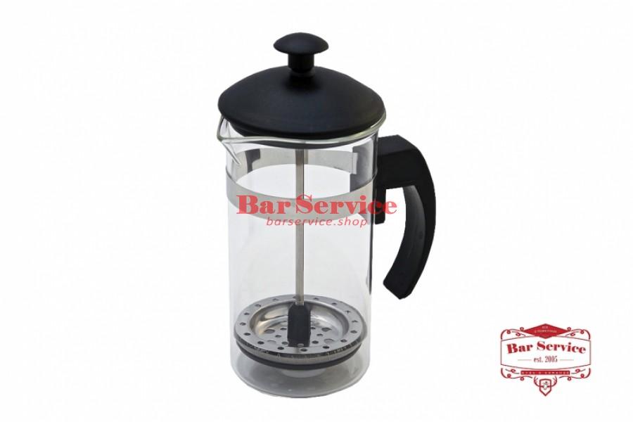 Чайник-кофейник Черный Объем: 350 мл. (френч пресс) в Калуге