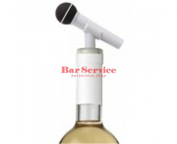 Пробка для бутылки Микрофон в Калуге